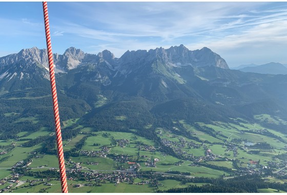 Kitzbüheler Alpenfahrt - 6 Personen
