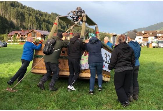 Kitzbüheler Alpenfahrt - 8 Personen