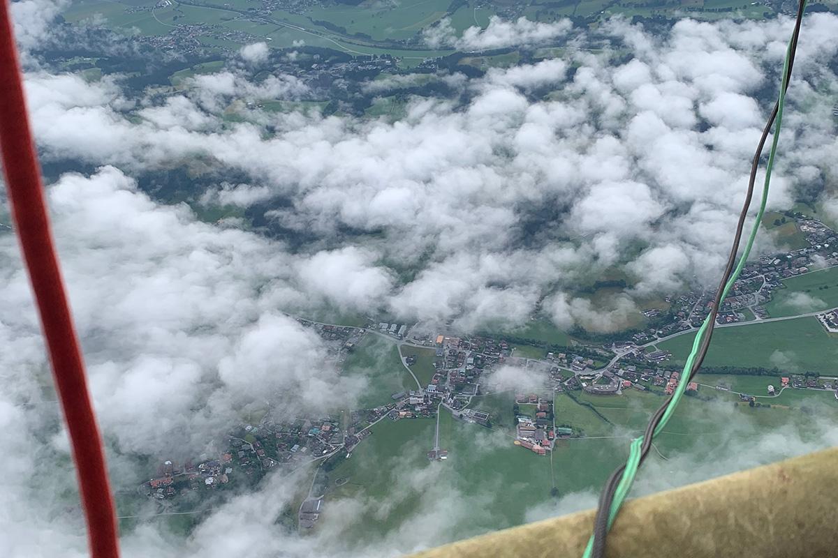 Kitzbüheler Alpenfahrt - 4 Personen