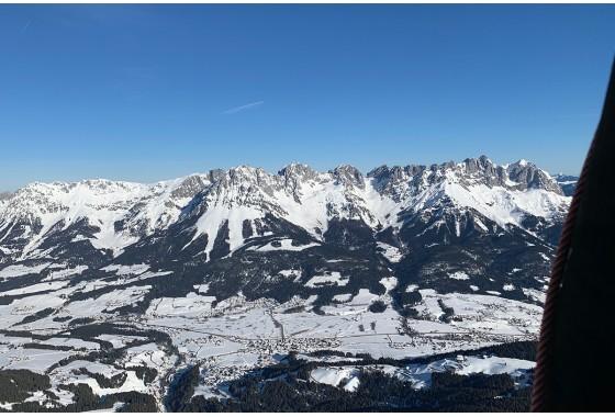 Kitzbüheler Alpenfahrt mit Pension